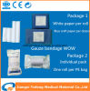 """Absorbent Gauze Bandage Wow Size 15cm*3yds and 4 """"X10yds etc"""
