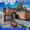 Modular /Mobile/Prefab/Prefabricated Steel House for Office/Hotel/Home Living