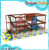 Funny Ropes Climbing Outward Development for Kids Activity Center