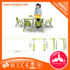 New Arrival Preschool Plastic Childrens Table and Chairs
