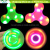 LED Bluetooth Speaker Music Fidget Spinner EDC Hand Spinne Kids/Adult Funny Toy