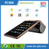 Zkc900 Android Mobile POS with Billing Printer 3G NFC Barcode Scanner