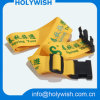Screen Printed Custom Luggage Belt Strap with Bright Color