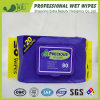 Flushable 100% Bamboo Fiber Organic Baby Wet Wipes