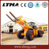 Block Handling Equipment 40 Ton Wheel Loader with Fork