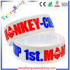 Promotional Custom Silicon Rubber Wristband Bracelet for Gifts