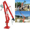 Boundary Use Small Crane for Lifting Materials