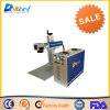 Mini 10W 20W CNC Fiber Laser Marking Machine for Stainless Steel, Paper, Jewellery
