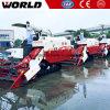Whole Feeding Rubber Track 4lz-4.0e Combine Harvester in Pakistan