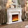Simple European Sculpture Heating Electric Fireplace Hotel Furniture (324B)