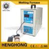 Gold Smelting Machine 30kg Gold Induction Melting Furnace Price