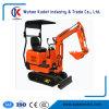 800kg China Famous Brand Mini Excavator with Yanmar Engine