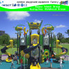 New Design Saucer Man Playground Equipment (HK-50024)