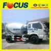 4X2 3cbm, 4cbm Foton Concrete Truck Mixer