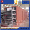 Continuous Fruit Vegetable Mesh Belt Type Drying Equipment