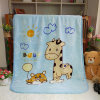 Cartoon Pattern Flannel Fleece Children Blanket