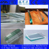2-19mm Ultra/Extra Clear/Low Iron Float Glass with CE, ISO Certificate