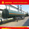 2 Axle Fuel/Oil Tanker Semi-Trailer for Sale
