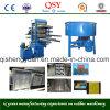 Rubber Sheet Vulcanizing Press/ Plate Vulcanizer Machine/Tire Recycling Line