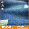 Fashion Cotton Twill Denim Fabric for Jean/Jacket