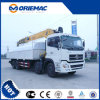 Low Price 6.3ton Telescopic Boom Truck Mounted Crane Sq6.3sk3q