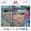 Heavy Duty Galvanized Steel Cattle Corral Fence Panels