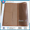 Drainage Anti-Static Rubber Mat, Anti-Slip Rubber Kitchen Mats