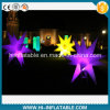 Hot Sale Event, Christmas Outdoor Hanging Decoration Inflatable Star No. 12409 with LED Light for Sale