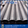 LSAW Stainless Steel Bridge Slot Well Screen Pipe/Water Well Drilling Screen