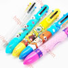 Multicolor Refill Ink Ball Pen (0207 17502 1553)