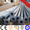 Galvanized Poles with Anti-Rust Paint LED Street Lighting Pole
