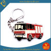 Promotion Silver Nickel Metal Car Shape Key Chain&Keyholder