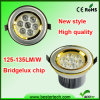 7W Recessed LED Downlight, Bridgelux/Epistar Ceiling LED Downlight