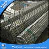 Q235 ERW Galvanized Carbon Steel Pipe