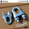 Galvanized Us Type Malleable Iron Wire Rope Clips