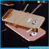 Hot Sale Acrylic Cover Metal Bumper Case for Samsung Galaxy S7/S7 Edge