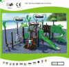Kaiqi Medium Sized Children′s Outdoor Playground (KQ30028A)