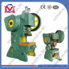 Mechanical Power Press Machine J23 Series Open Back Inclinable