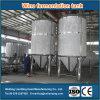 Stainless Steel Wine Fermentation Tank/Food Grade Beer Fermentation Tank