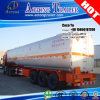 Carbon Steel 3 Axle Crude Oil Tank Trailer for Malaysia