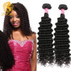 New Vision Brazilian Virgin Hair Deep Curly Wave 3 Bundles Pure 100 Human Hair Extension Brazilian Kinky Curly Virgin Hair Weave