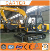 Hot Sales CT85 (8.5t) Crawler Backhoe Diesel-Powered Excavator