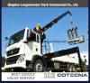 Sinotruk T5g Man Engine Truck Mounted Crane