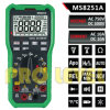 Professional 6600 Counts Digital Multimeter (MS8251A)