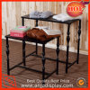 Metal Baking Painting Clothes Display Table
