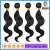 No Shedding Natural Wavy Indian Human Hair Weaving