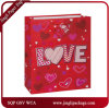 Valentine Gift Bags Valentine Bags with Glister Powder and Hang Tag
