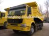 Cnhtc Sinotruk HOWO (290HP) 4X2dump Truck/ Tipper Truck/ Dumper