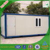 Steel Frame Stable Prefabricated Container Buildings (KHCH-2009)