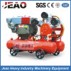 20 HP Diesel Mobile Mining Piston Air Compressor for Sale